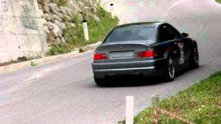 BMW M3 CSL CRASH