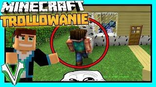 TROLLOWANIE - DEMONY W DOMU!! (#58) | Minecraft Vertez