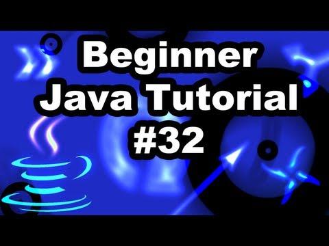 Learn Java Tutorial 1.32- JPanels and BorderLayout