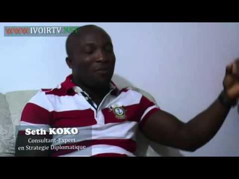 Seth Koko sort de son mutisme : ''je suis bété et je soutiens ADO''