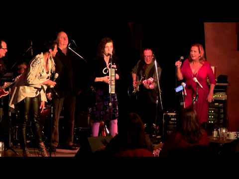 Have a Bluesy Christmas Finale - Live at Hugh's Room 2014