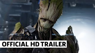 Marvel's Guardians of the Galaxy Reveal Trailer | Square Enix Presents E3 2021