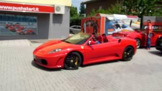 видео Ferrari на свадьбу в Москве, аренда Феррари с водителем