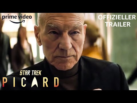 Star Trek Picard | Offizieller Trailer | PRIME Video