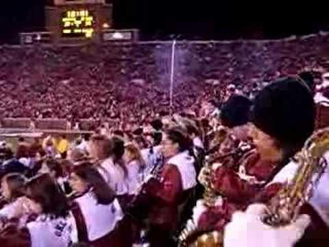 OU vs. TTU Game '06 in The Pride of Oklahoma!