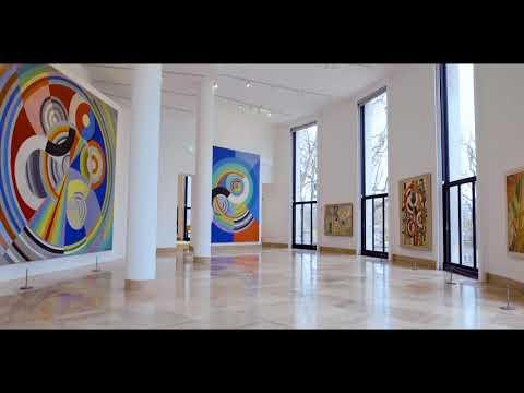 Musée d'Art moderne de la Ville de Paris   Vœux 2018