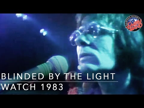 Manfred Mann's Earth Band - Blinded By The Light (Watch 1978)
