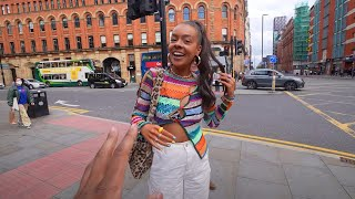 What Are People Wearing in the UK? ft Manchester