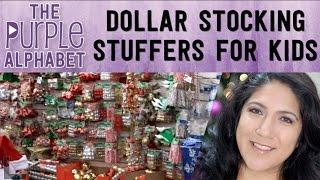 dollar tree stocking stuffers for kids