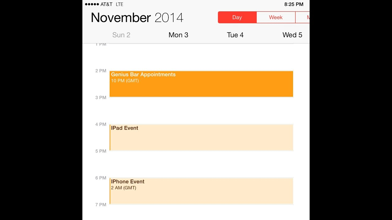 GMT Bug' in iOS 8 Calendar Syncing Causing Time Zone Confusion for