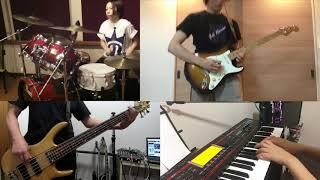 黒崎真音「Lisianthus.」みんなで演奏してみた【臓器系バンド】