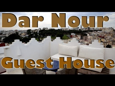 Hotels in Tangier, Morocco: Dar Nour Guest House