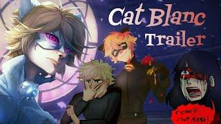 Cat Blanc|Trailer|3000 abospezi|Deutsch/German|Miraculous trailer|Trauig/Sad|Akumatizierte|