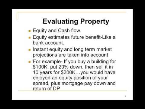 Important Metrics For Cincinnati Investment Property