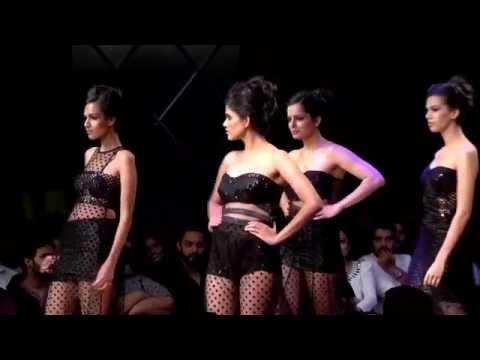 Krishna Dembla by Ramesh Dembla at Bangalore Fashion Week 13th Edition