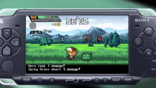 Quick Look: Half-Minute Hero (Video Game Video Review)