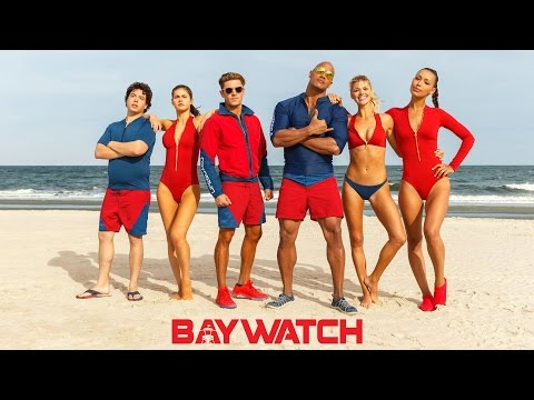 Baywatch Official Trailer #1 In Hindi