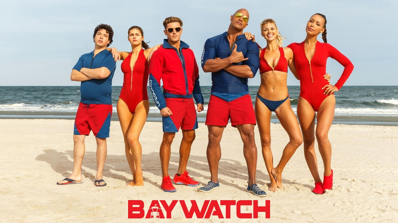 Baywatch | Trailer #1 | Hindi | Paramount Pictures India