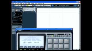 Cubase 5-Drums