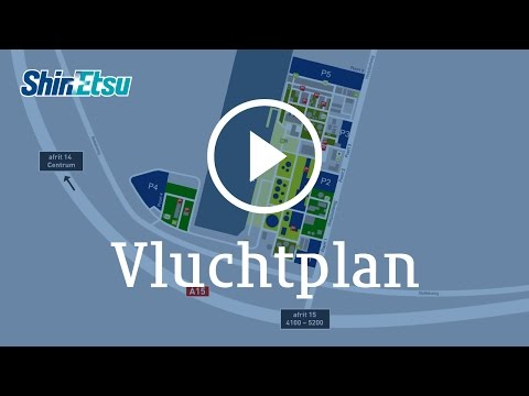 ShinEtsu Botlek Vluchtplan 2017