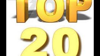 De top 20 meest beschamende namen!!