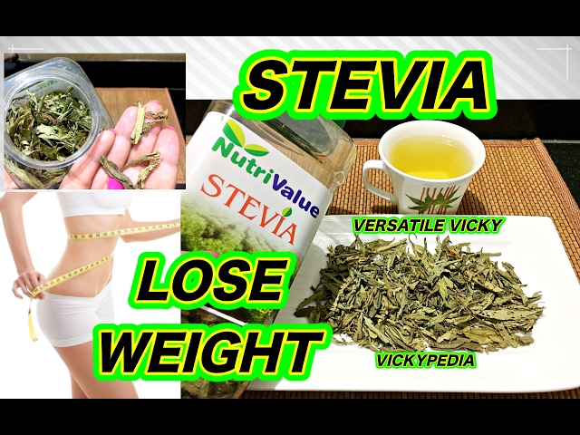 Stevia for Weight Loss | Stevia - Lose Weight Fast Hindi | Stevia Health Benefits | Sugar Substitute