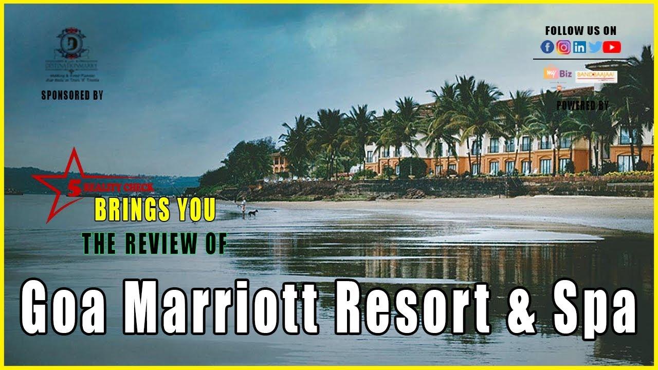 Download Hotel Tour   Goa Marriott Resort & Spa   Goa   Review