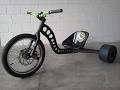 Cómo crear un triciclo de Drift con una bicicleta. [FÁCIL Y SENCILLO]