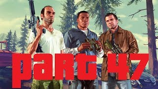 GRAND THEFT AUTO V: PART 47 SURVEYING THE STORE (PC)