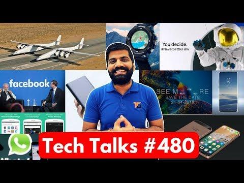 Tech Talks #480 - P20 Pro India, OnePlus 6 Ad, Facebook Fake News, Tecno Camon i Fly, iPhone SE2