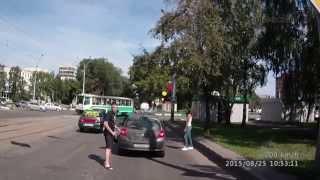 Чингачгук на дороге