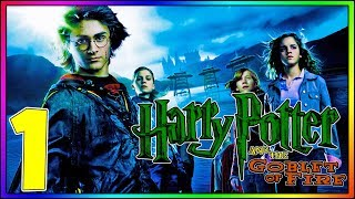 Harry Potter and the Goblet of Fire PC - 100% Walkthrough | Part 1