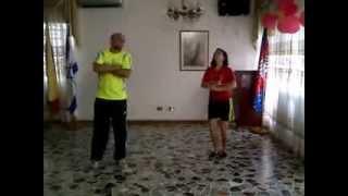 Rock And Roll (PASOS OPENING CSJ2013 CARACAS-VENEZUELA)
