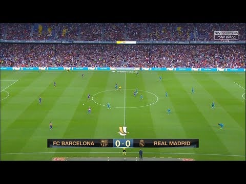 Barcelona Vs Real Madrid (El Clasico) - Live Stream - WATCH NOW!!