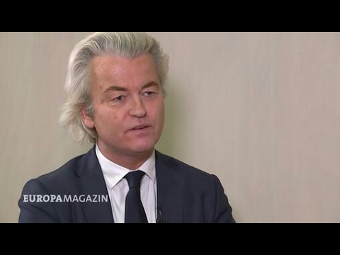 Geert Wilders: Full Interview (In English) Feb 12th 2017.