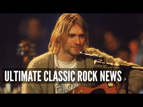 Kurt Cobain's 'Unplugged' Cardigan Up for Sale