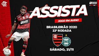 Flamengo x Coritiba AO VIVO na Fla TV   Brasileiro 2020