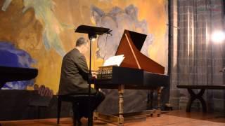 Concierto de Clavecín - Raúl Moncada - #CulturaSHCP