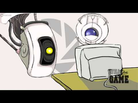 GlaDOS ve 2girls1cup