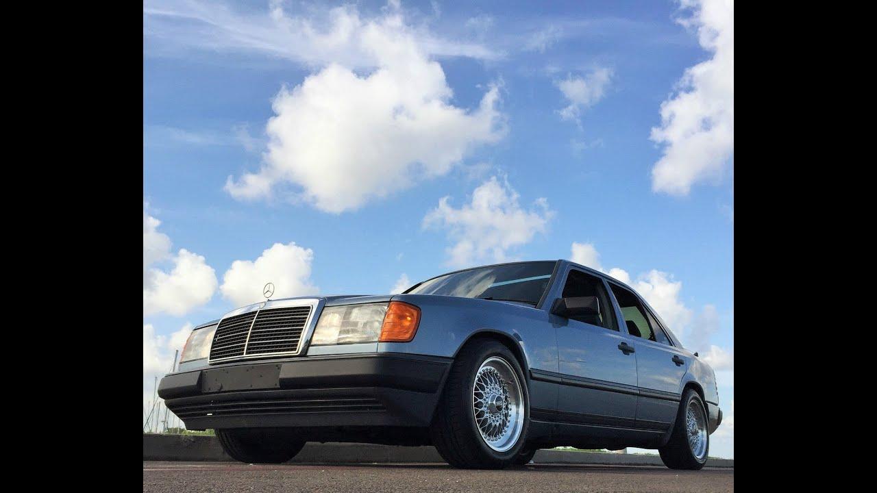 mercedes w124 5 speed manual 1986 300e lowered 190e 16v killer not rh youtube com 1986 Mercedes 190E 1986 mercedes benz 300e repair manual