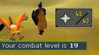 Reborn from the Ashes: the 19 Combat Fire Cape