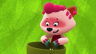 Мимимишки - Новые серии - Пропавший торт - Веселые мультики для детей thumbnail