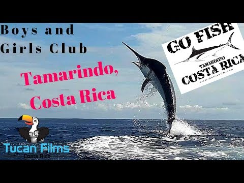 Boys and Girls Club Charity Package From Go fish Costa Rica