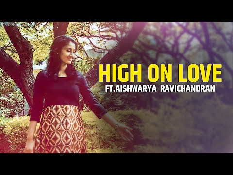High On Love (Cover) - ftryaRavichandran | Pyaar Prema Kaadhal | Yuvan Shankar Raja