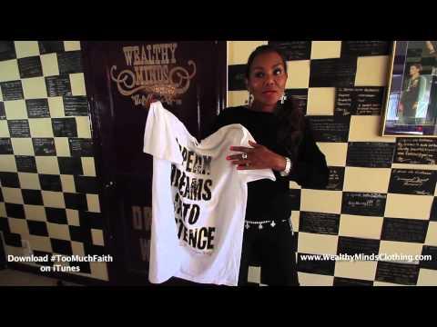 Ja'Net DuBois daughter Rani DuBois puts her Dream on the Dream Wall
