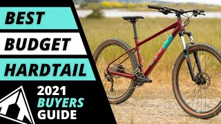 Best Value Budget Hardtail Mountain Bike   2021 MTB Buyers Guide