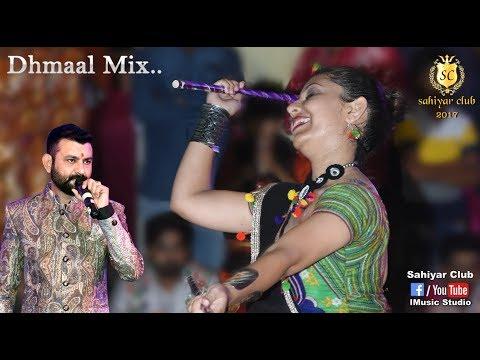 Rahul Mehta | Dhmaal Mix | Sahiyar Club | Live Dandiya 2017 | 04