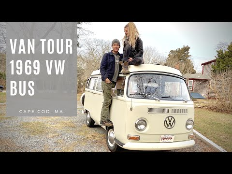 Van Tour | 1969 VW Bus Tiny House on Wheels