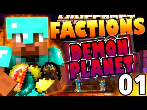 THE RETURN! - Minecraft FACTIONS #1 - Cosmic S1