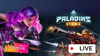Paladins Strike: MOBA ผสมเกมส์ดัน Payload ที่โคตรจะลงตัว!
